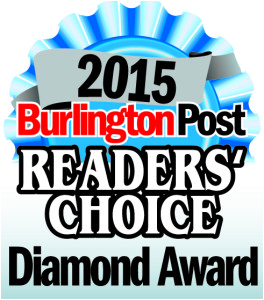 Bowling in Burlington 2015 Readers Choice